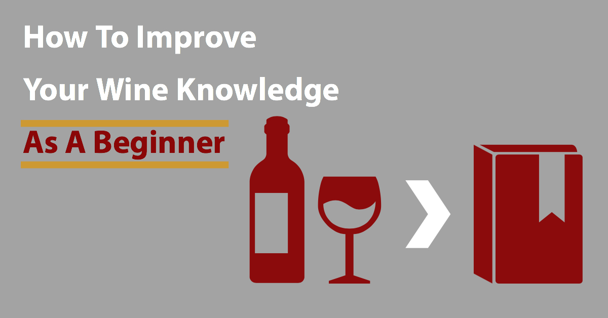 How to Improve Your Wine Knowledge as a Beginner