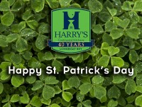 St. Patrick's Day Special at Harry's Deli
