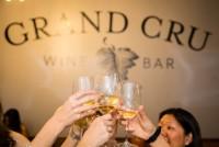 Wine Tasting at Grand Cru Wine Bar