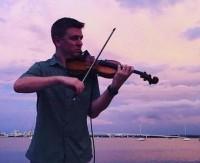 Wednesday Happy Hour with SRQ Violinist Matt Dendy