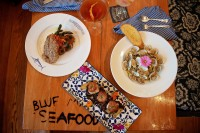 SR 262 Wine Dinner at Blue Marlin Seafood