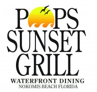 Pop's Sunset Grill Tiki Party!