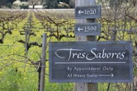**SOLD OUT** Tres Sabores Wine Dinner at 1812 Osprey