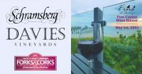 SOLD OUT Schramsberg, Davies Vineyards & Fins at Sharky's Forks & Corks Wine Dinner