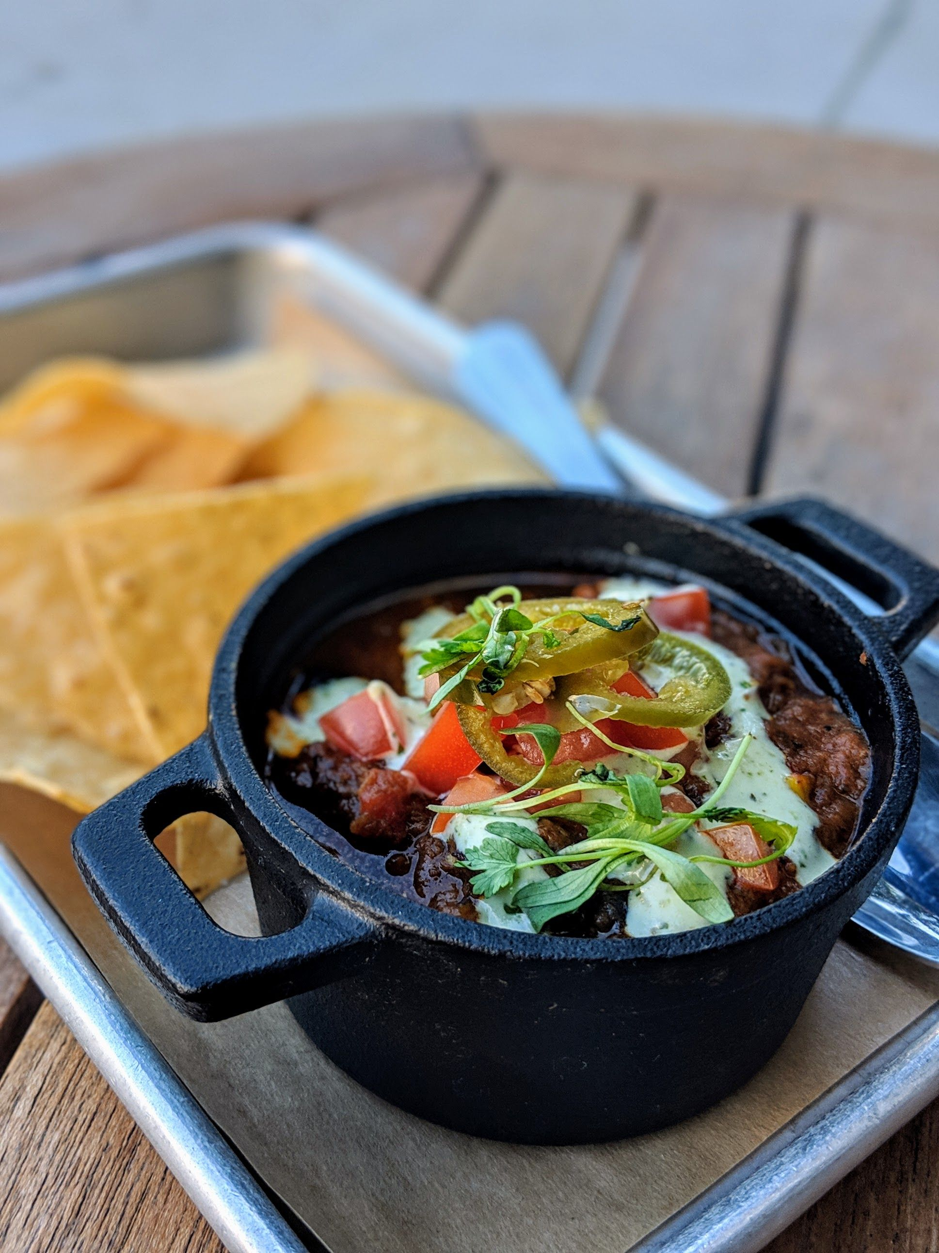 BSM Food Brisket Chili