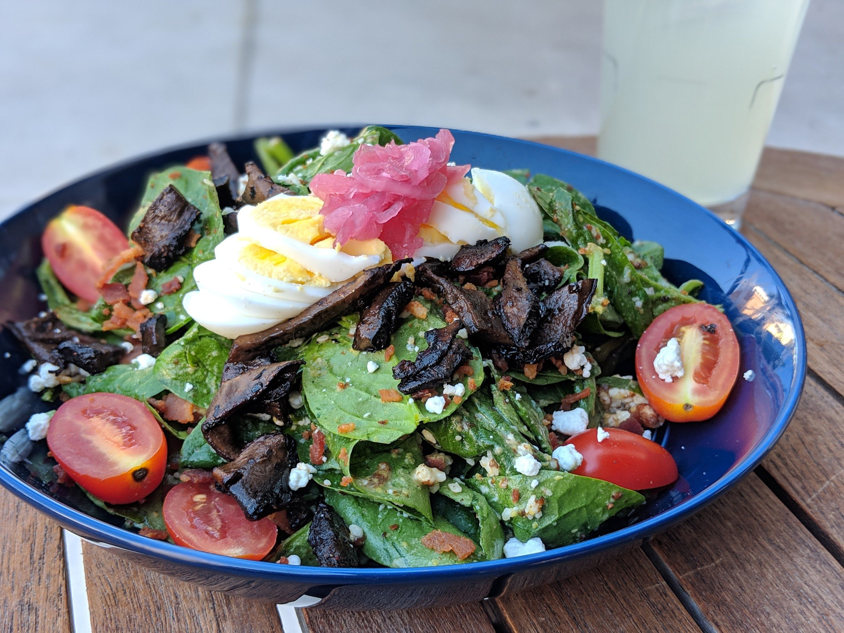 BSM Food Portobello Salad 1