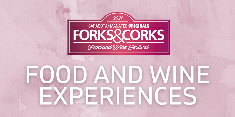 Food and Wine Experiences Header