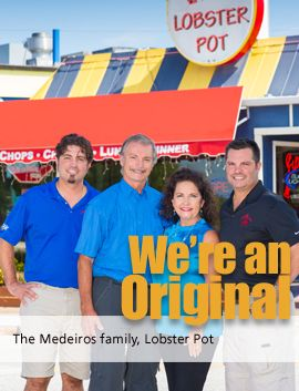 The Lobster Pot Medeiros Family Owners