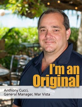 Mar Vista Anthony Cucci General Manager