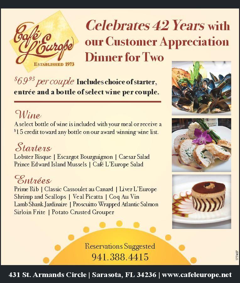 Sarasota Manatee Originals Blog Posts From Best Restaurants In St