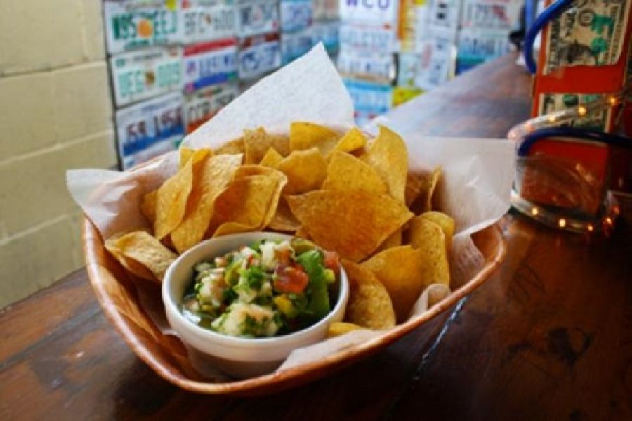 Shrimp and Avocado Ceviche – SKOB