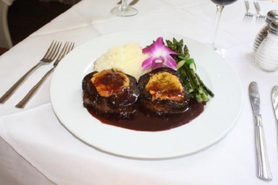 Steak Harwood – Harry's Continental